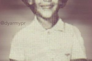 El cantante en su infancia Foto:vía instagram.com/daddyyankee. Imagen Por: