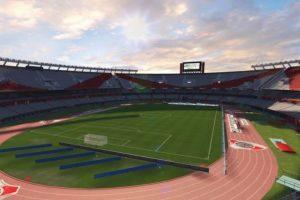 El Monumental (Club Atlético River Plate, Argentina, Primera División). Foto:EA Sports. Imagen Por: