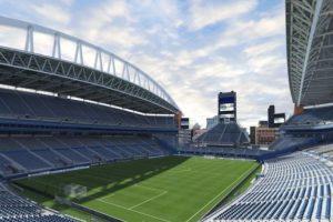 CenturyLink Field (Seattle Sounders FC, Major League Soccer). Foto:EA Sports. Imagen Por: