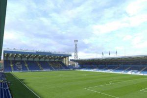 Fratton Park (Portsmouth FC, England League Two). Foto:EA Sports. Imagen Por: