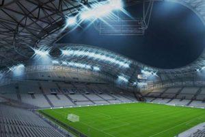 Stade Vélodrome (Olympique de Marsella, Ligue 1). Foto:EA Sports. Imagen Por: