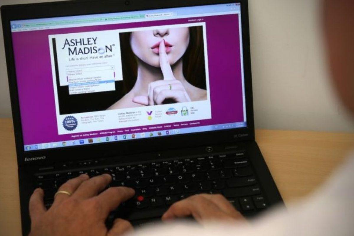 Este sitio web es especialmente popular y polémico por su temática. Foto:Getty Images. Imagen Por: