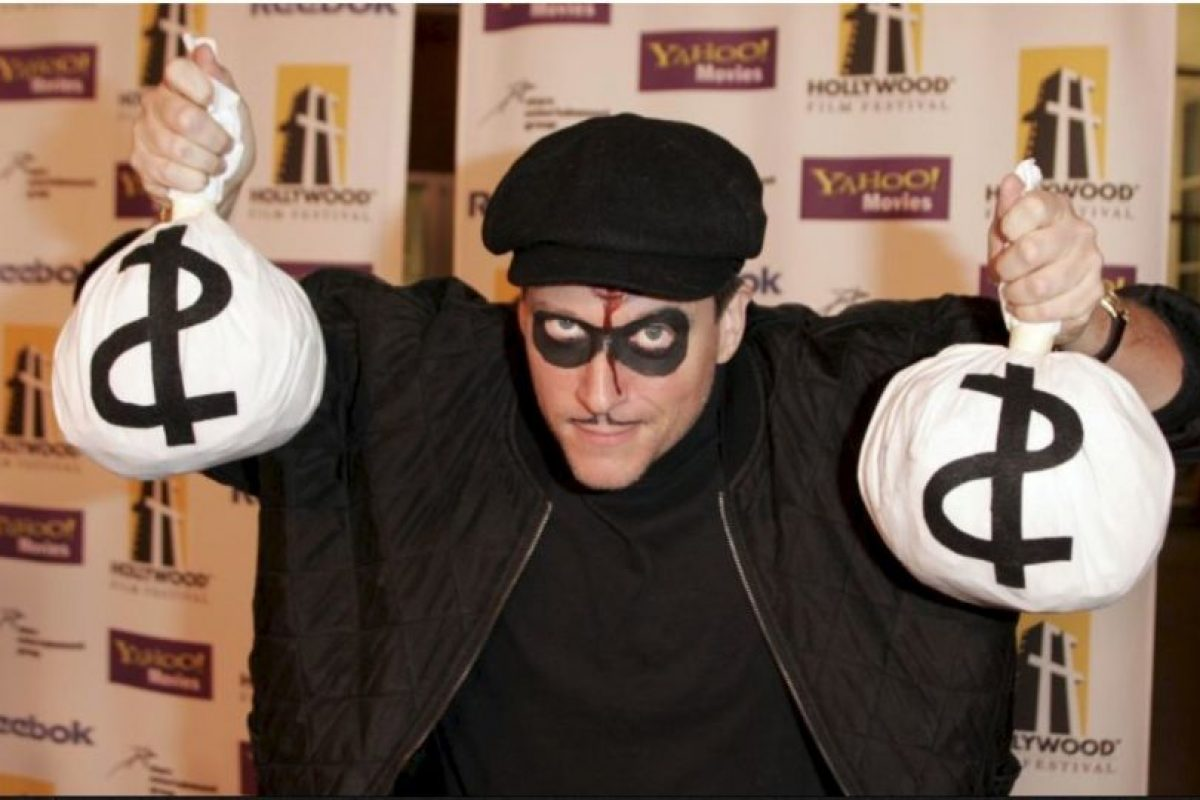Ladrón de bancos da consejos por Internet Foto:Getty Images. Imagen Por: