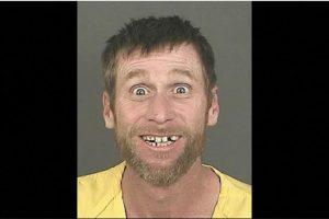 Michael Whitington: El ladrón más feliz del mundo Foto:Oficina del Fiscal del Distrito de Denver/AP. Imagen Por: