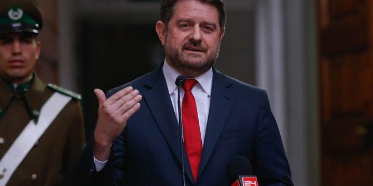 Presentarán acusación constitucional para destituir a intendente Orrego