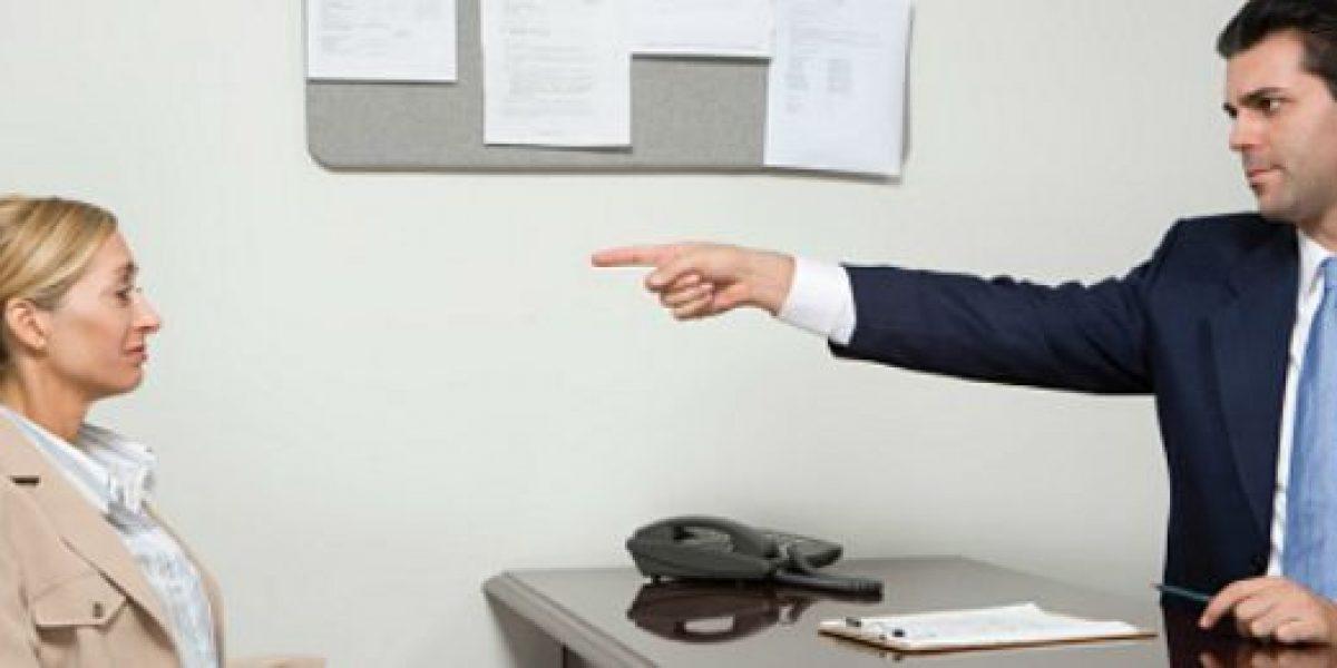 Las 10 frases prohibidas en una entrevista de trabajo