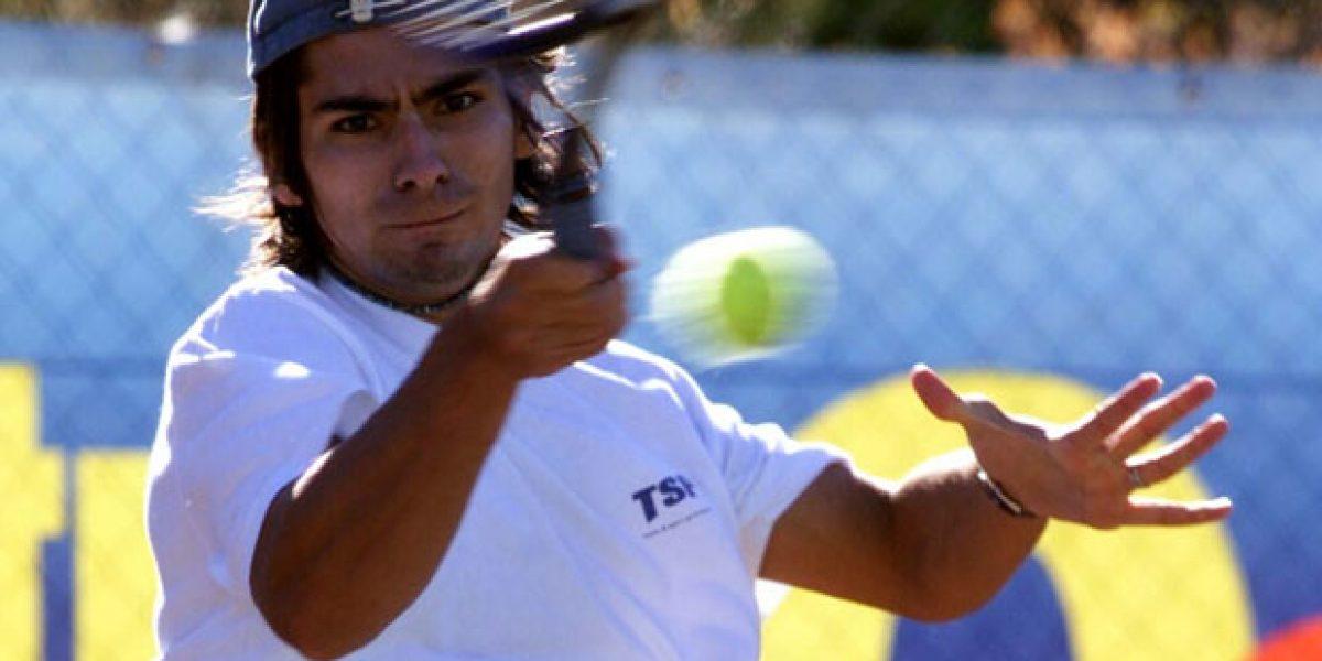 33 años y segundo tenista chileno en dobles: la historia del renacer de Julio Peralta