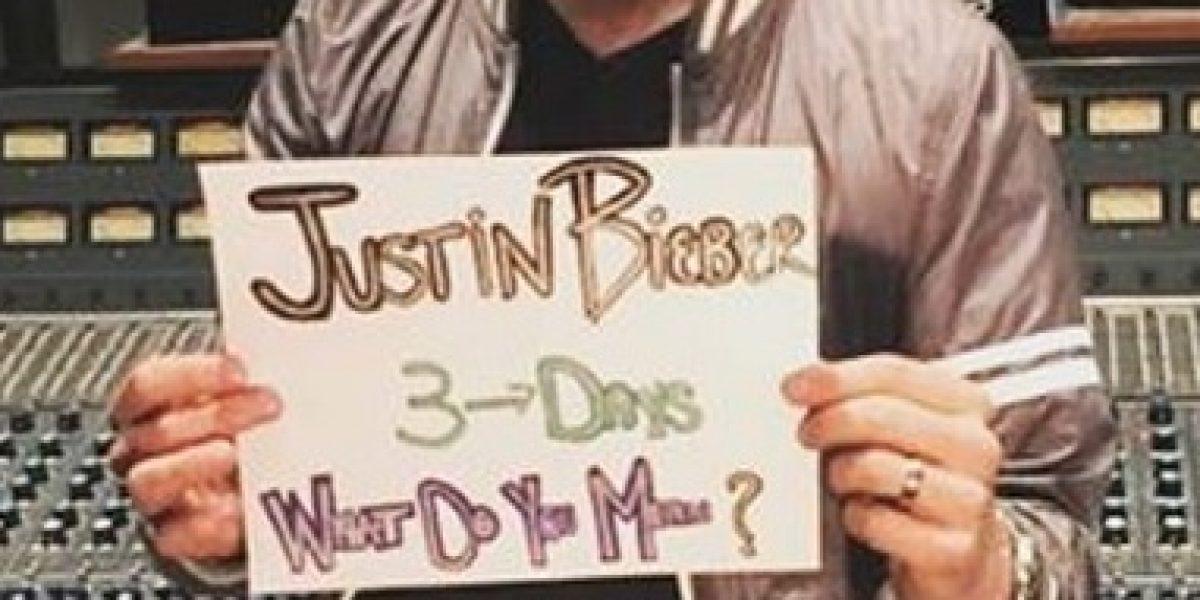 Video: Justin Bieber estrena su nuevo sencillo