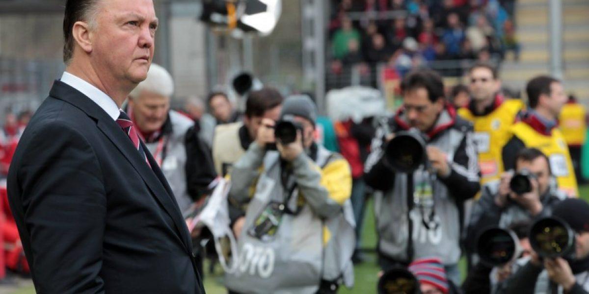 Así ha cambiado Louis van Gaal, el director técnico más odiado por futbolistas