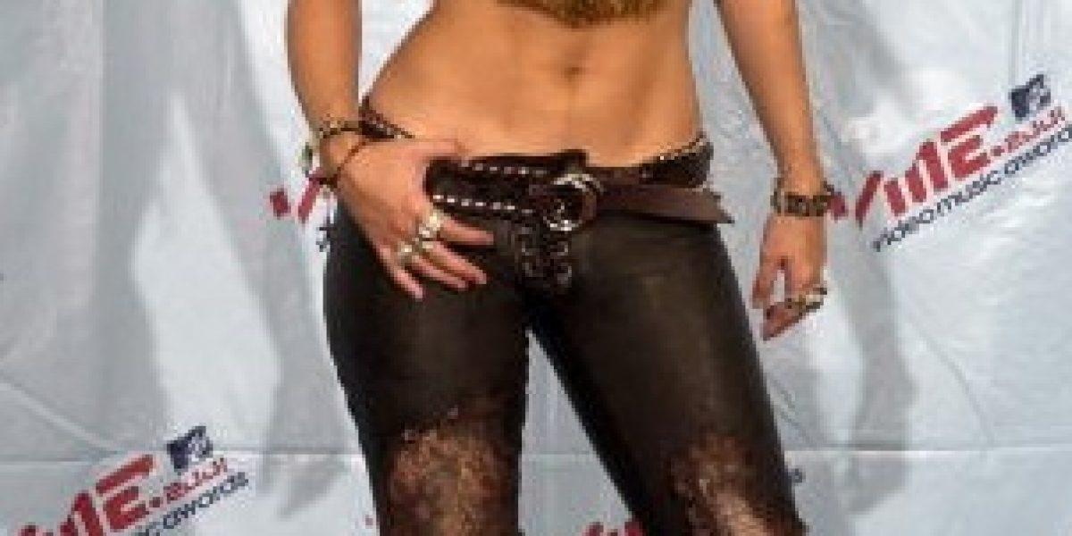 Los peores outfits en la historia de los MTV Video Music Awards