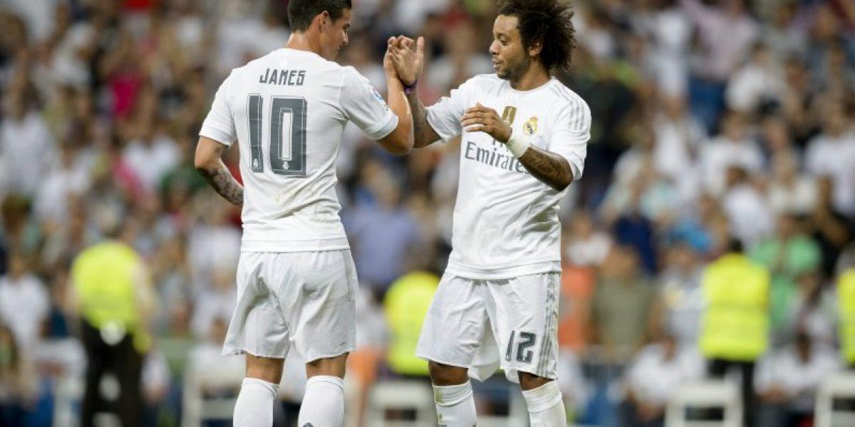James Rodríguez tiene claro en qué equipo fichará luego del Real Madrid