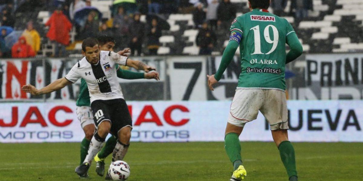 Colo Colo quiere a Emiliano Vecchio por un año más