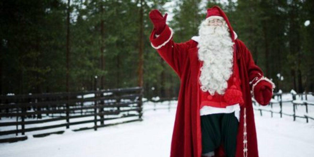 ¡Se salvó la Navidad! El Viejito Pascuero evita la quiebra