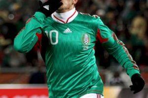 Es considerado uno de los mejores futbolistas en la historia de México y eso que nunca tuvo una forma física perfecta. Foto:Getty Images. Imagen Por: