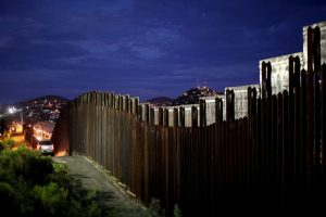 Frontera de Estados Unidos y México Foto:Getty Images. Imagen Por:
