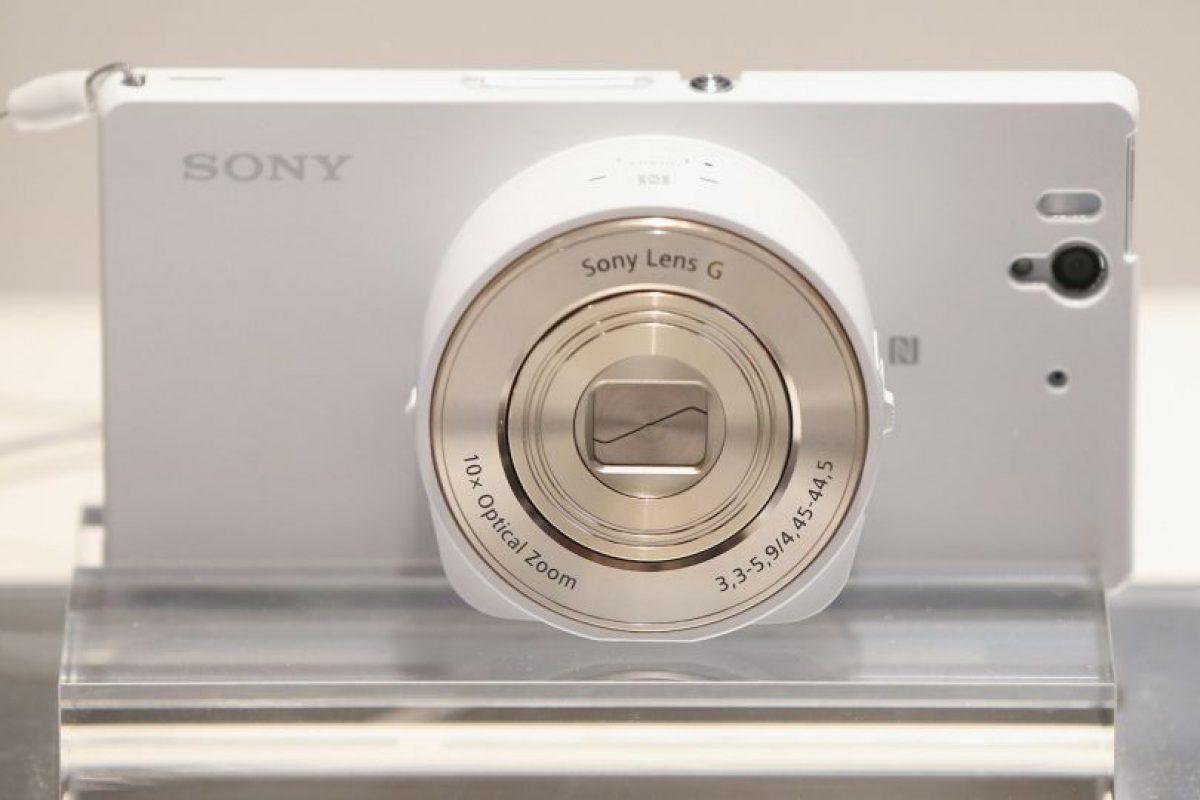 Contaba con un lente que reconocía el software del dispositivo Foto:Getty Images. Imagen Por: