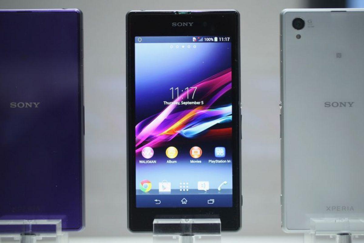 Su sucesor, el Sony Xperia Z1, fue lanzado el 20 de septiembre de 2013 Foto:Getty Images. Imagen Por: