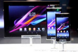 En junio de 2013 Sony presentó una versión phablet de Xperia Z, llamada Sony Xperia Z Ultra Foto:Getty Images. Imagen Por: