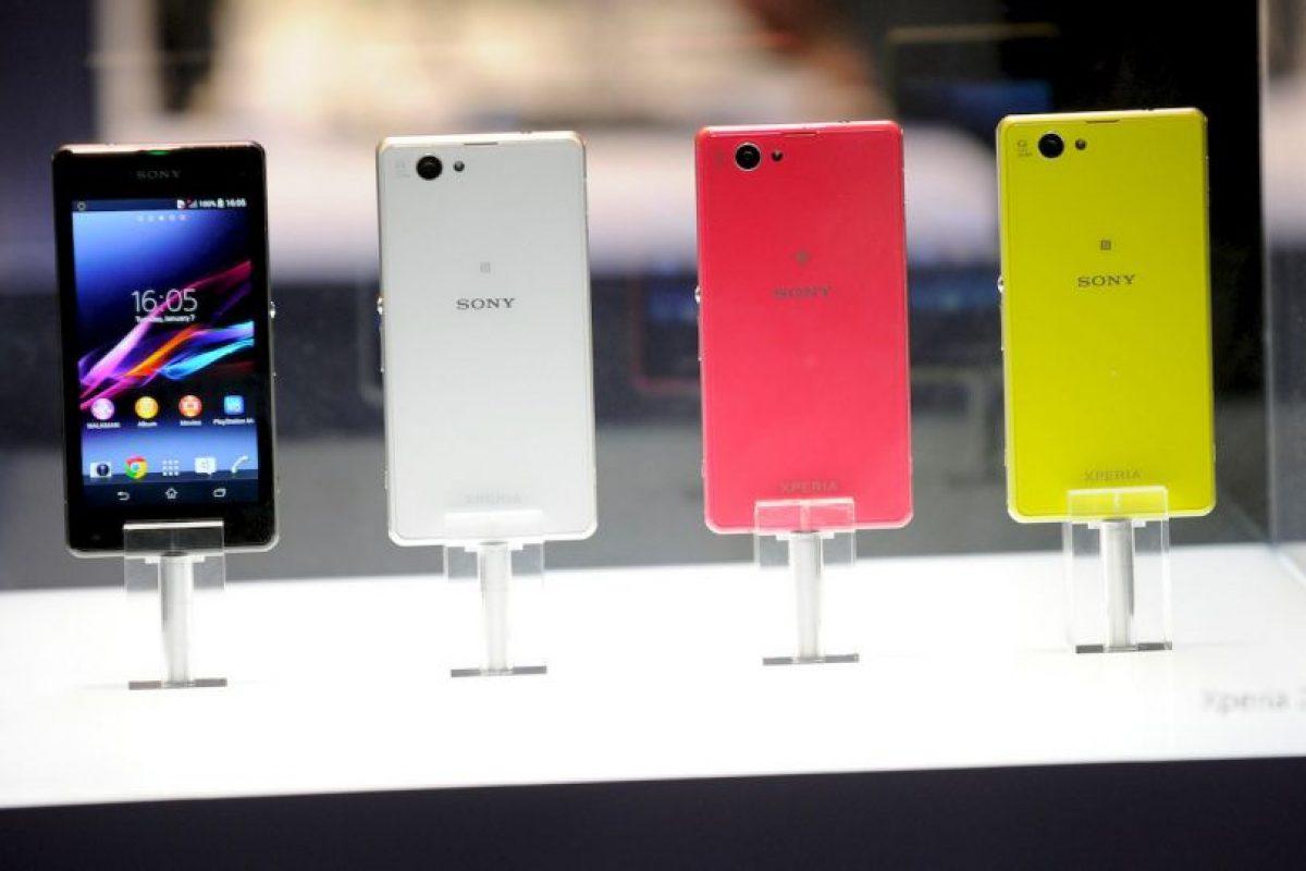 El Sony Xperia Z3 conservó las características del Z2 en cuanto a hardware, pero en un diseño más delgado Foto:Getty Images. Imagen Por: