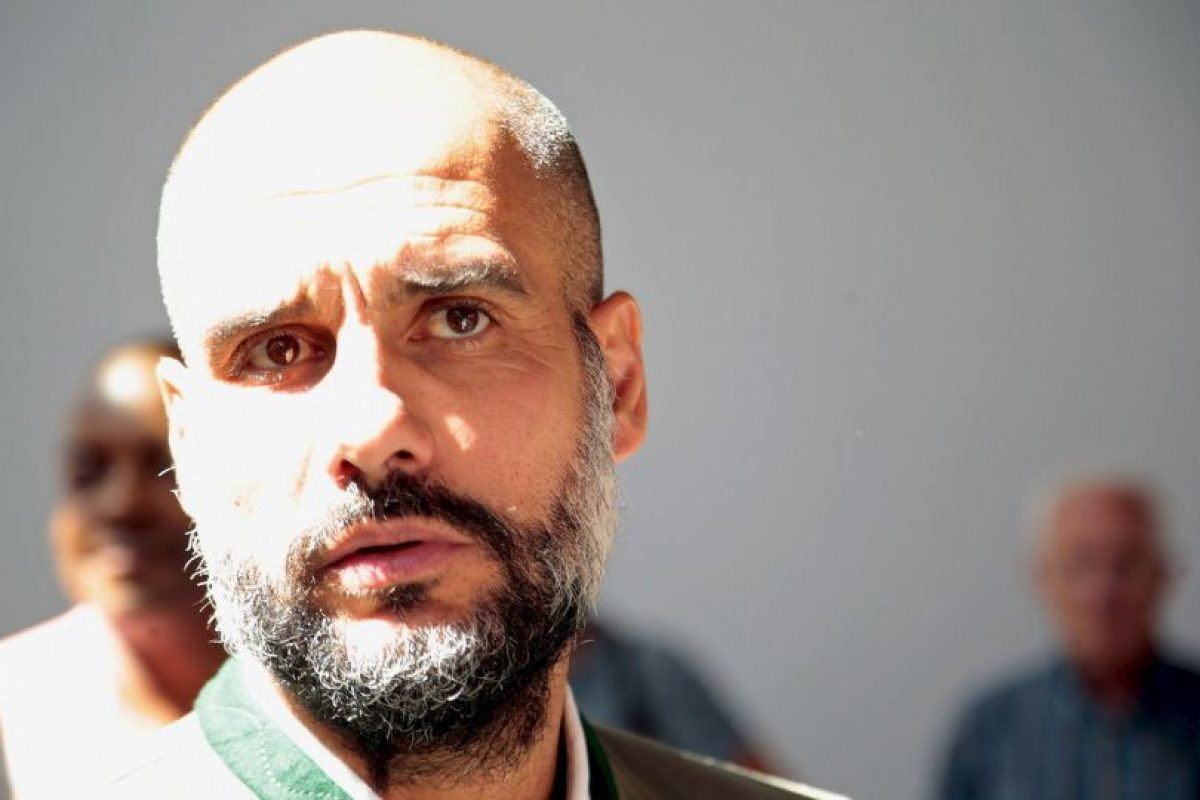 Josep Guardiola Foto: Getty Images. Imagen Por: