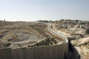 Muro entre Israel y Palestina Foto:Getty Images. Imagen Por: