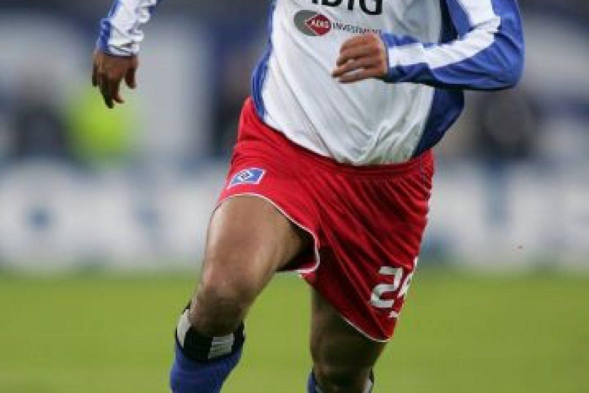 """Fue uno de los fichajes """"estrella"""" del Weder Bremen a principios de los años 2000, y en 2004, a pesar de su robusta figura, fue el goleador de la Bundesliga. Foto:Getty Images. Imagen Por:"""