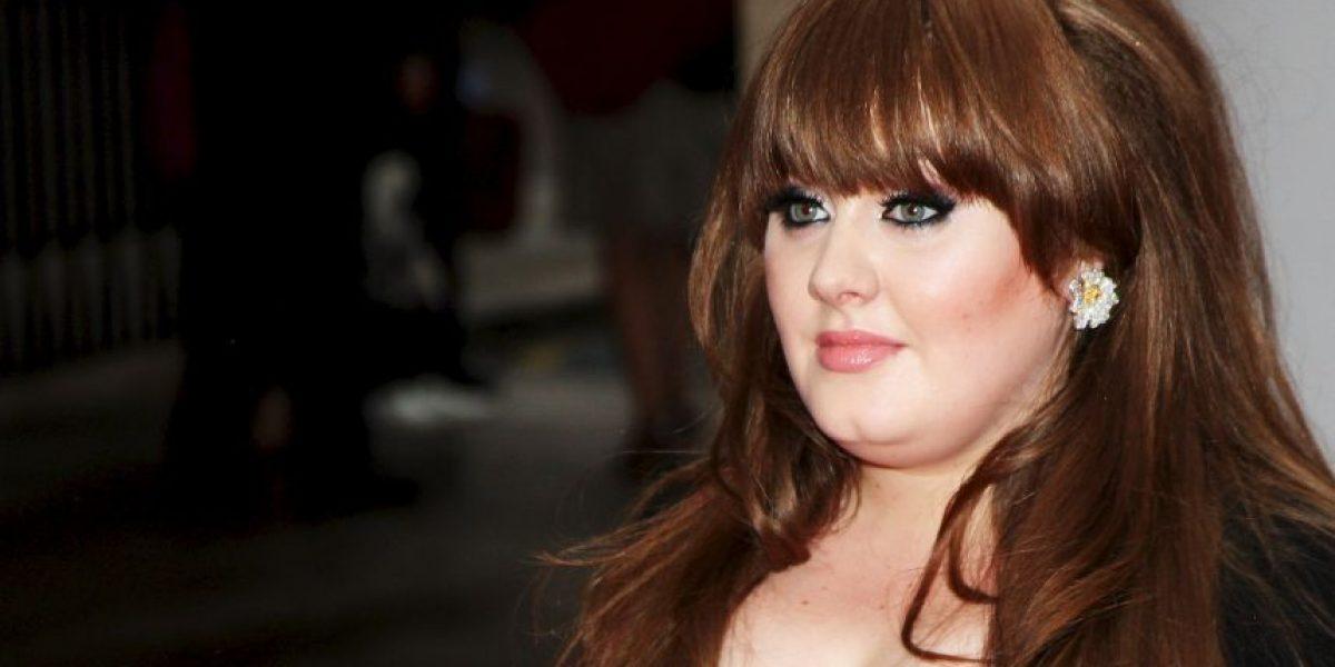 Adele confiesa su secreto para perder drásticamente 68 kilos