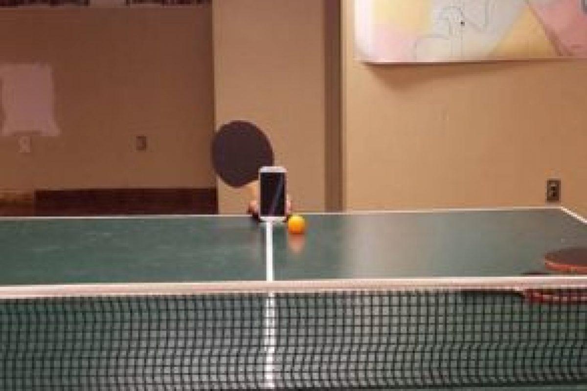 Jugando un rato… Foto:Vía Facebook.com/nathan.buhler. Imagen Por: