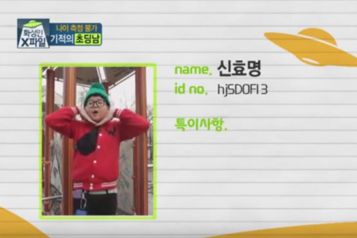 Shin aseguró que le hacen regalos en las tiendas creyendo que es un niño. Foto:Vía Youtube TVN e-News. Imagen Por:
