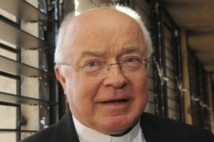 Jozef Wesolowski se ordenó sacerdote en Cracovia en 1972. Foto:AP. Imagen Por: