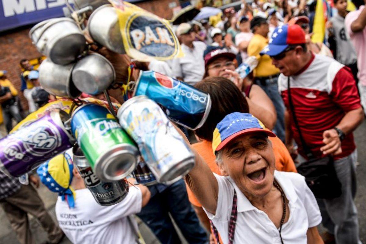 Todo ocurrió en la ciudad de Sabaneta, al oeste de Venezuela. Foto:AFP. Imagen Por: