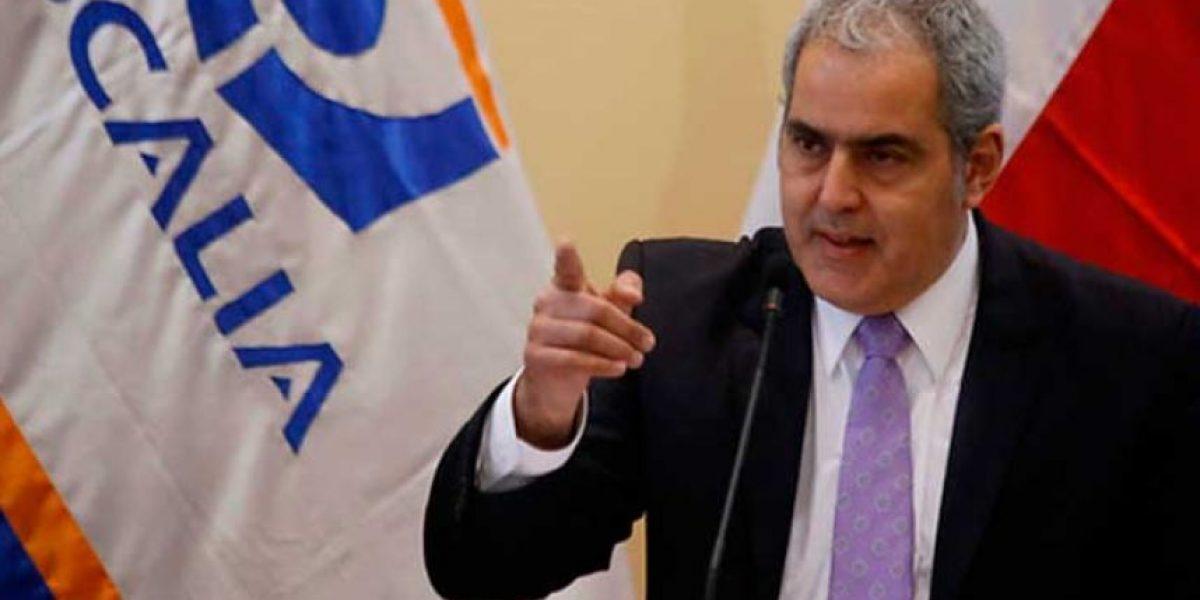 Corte anuncia inicio de postulaciones para suceder a Sabas Chahuán en la Fiscalía Nacional