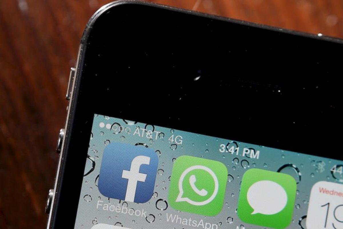 Y después se lanzó para BlackBerry dos meses más tarde. Foto:Getty Images. Imagen Por: