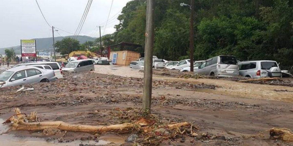 Más de 20 muertos deja paso de tormenta Érika  por el Caribe