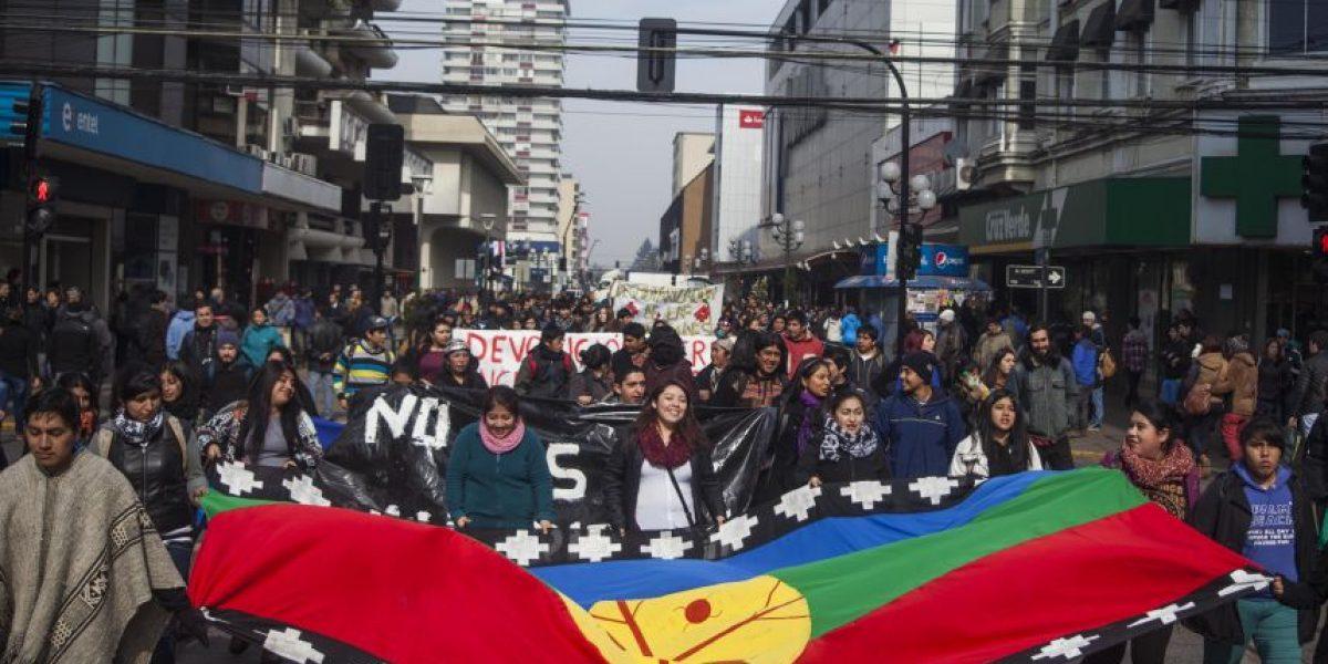 Dirigentes mapuche solicitan reunión a ministro Burgos