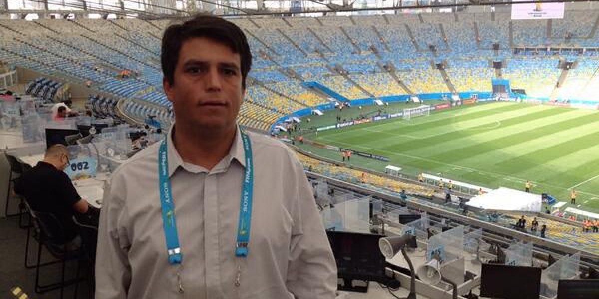Emblemático relator de fútbol chileno fallece en accidente de tránsito