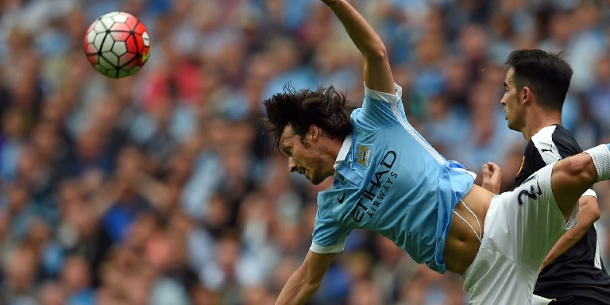 Pellegrini celebra el notable momento del City: