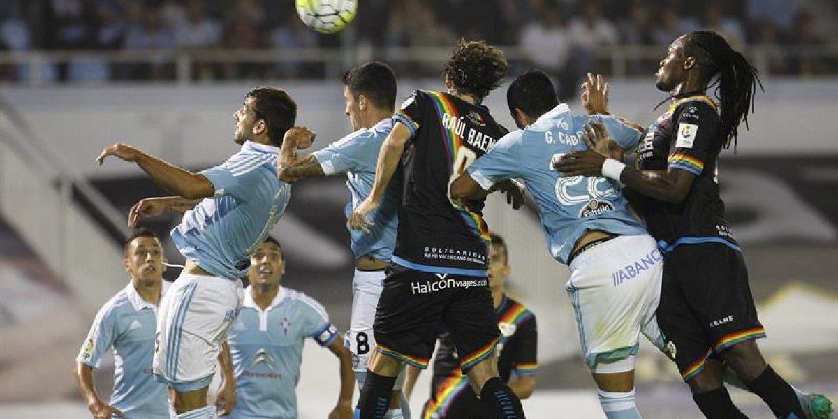 Orellana y Hernández aportaron en contundente triunfo del Celta
