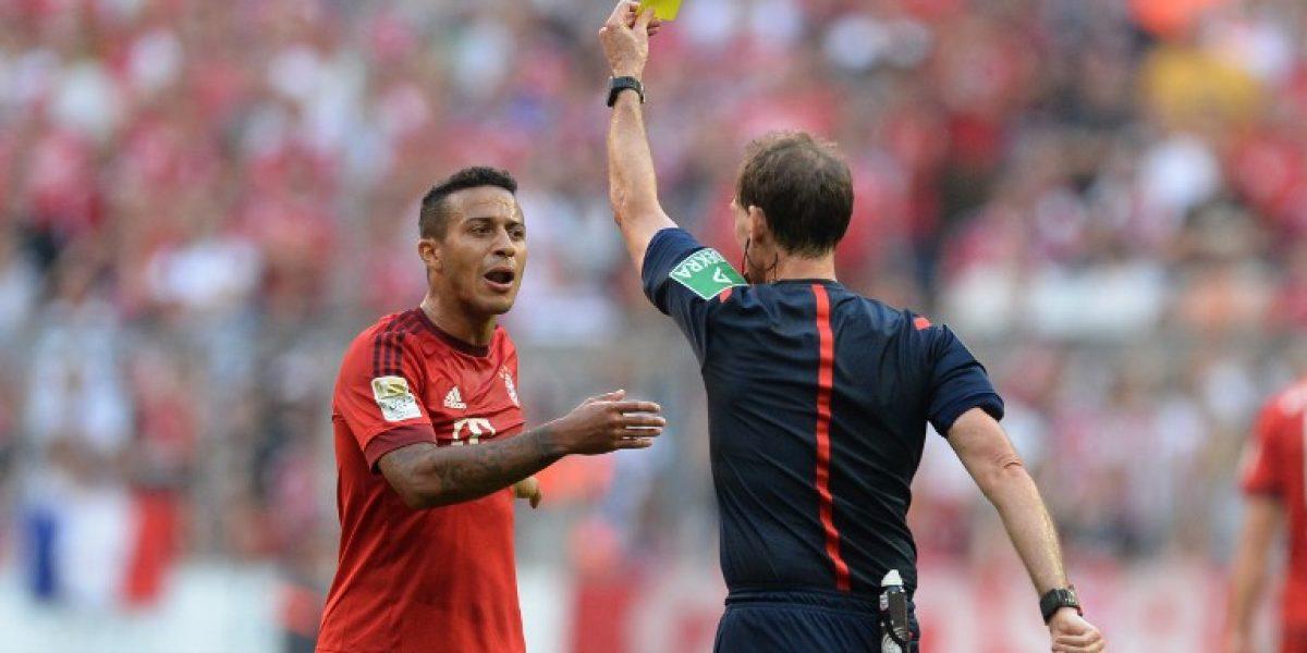Arturo Vidal fue clave en el triunfo de Bayern Munich ante Leverkusen
