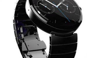 Lo bueno: el Moto 360 tiene un atractivo diseño Foto:Motorola. Imagen Por: