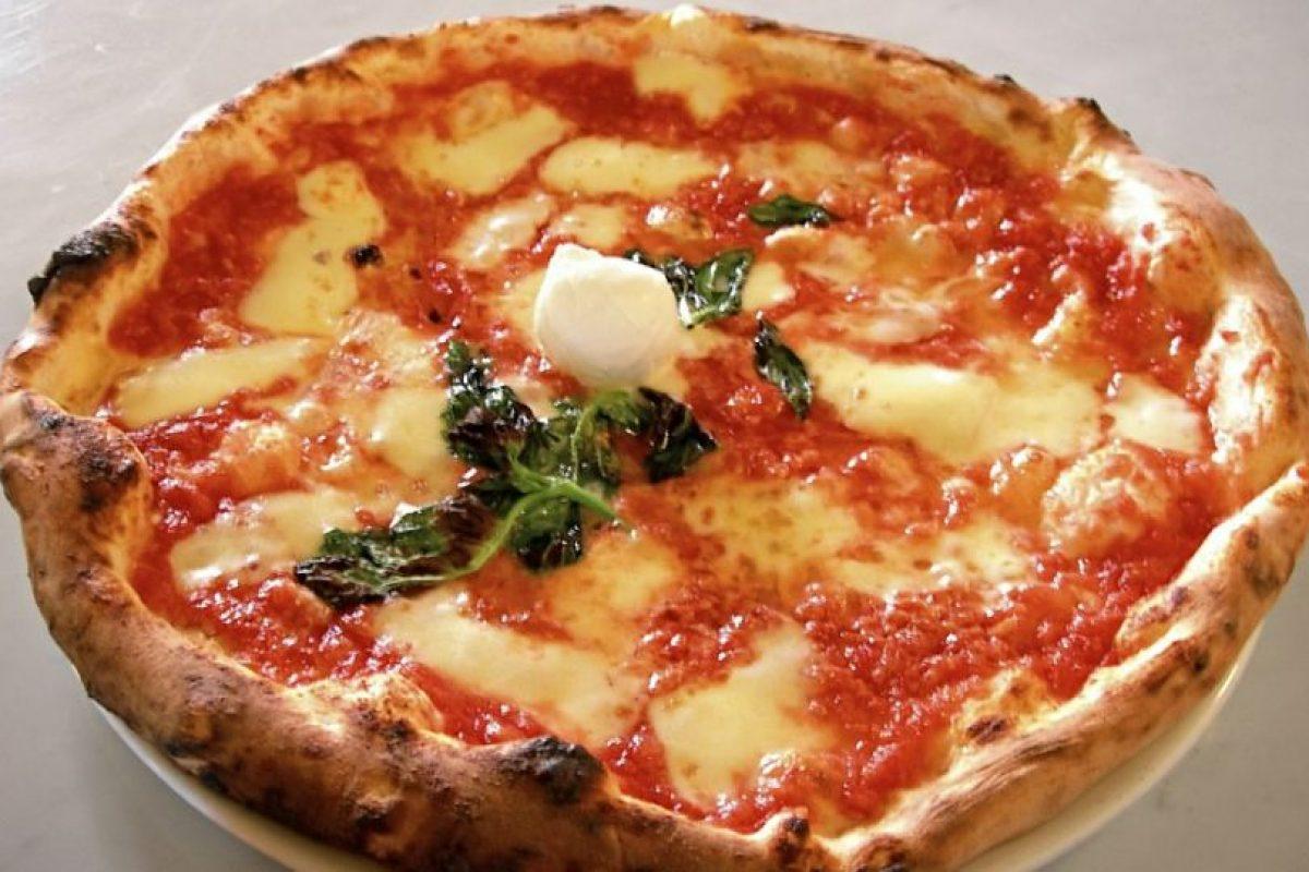 Las personas que usan los cubiertos para comer su pizza son estables, tranquilos y metódicos Foto:Wikimedia. Imagen Por:
