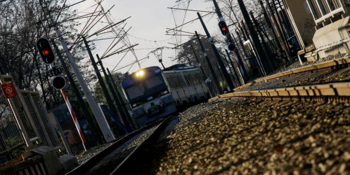 Un tren de carga descarrila en cercanías de Collipulli