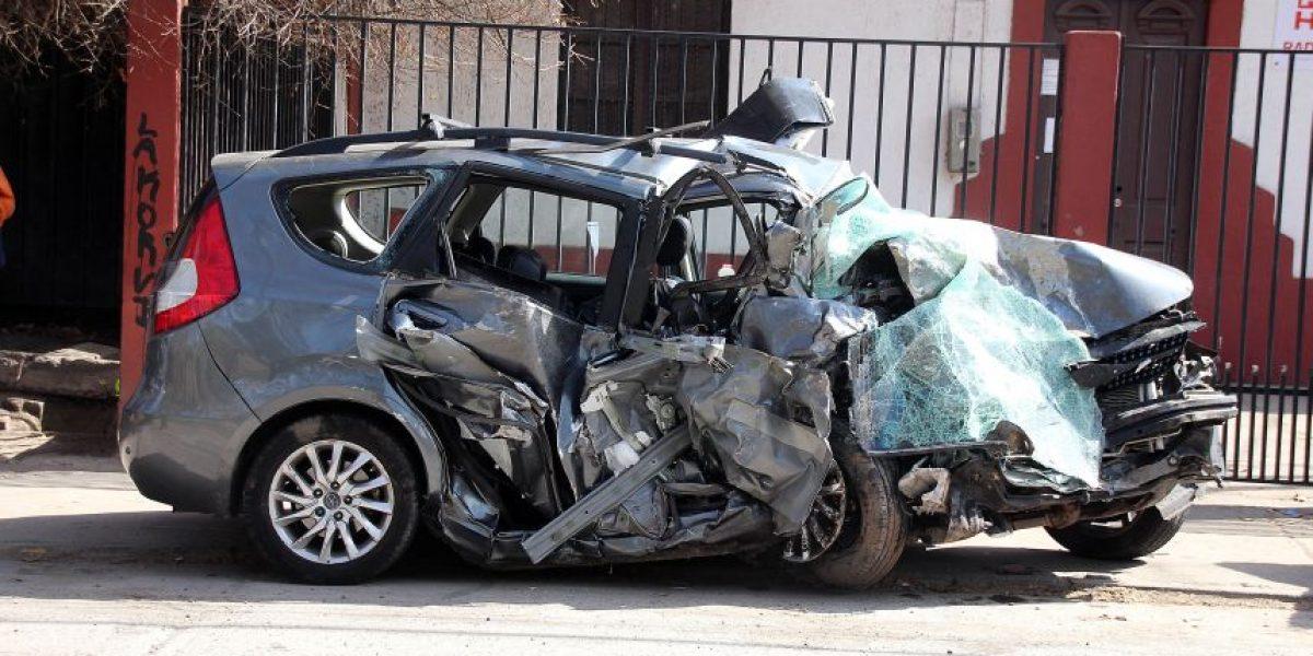 Consumo de alcohol y exceso de velocidad: las hipótesis tras fatal choque de relator del CDF