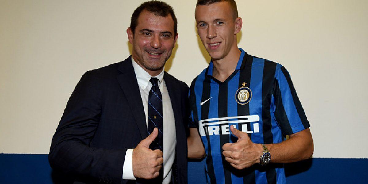 Gary Medel tiene nuevo compañero en el Inter de Milán