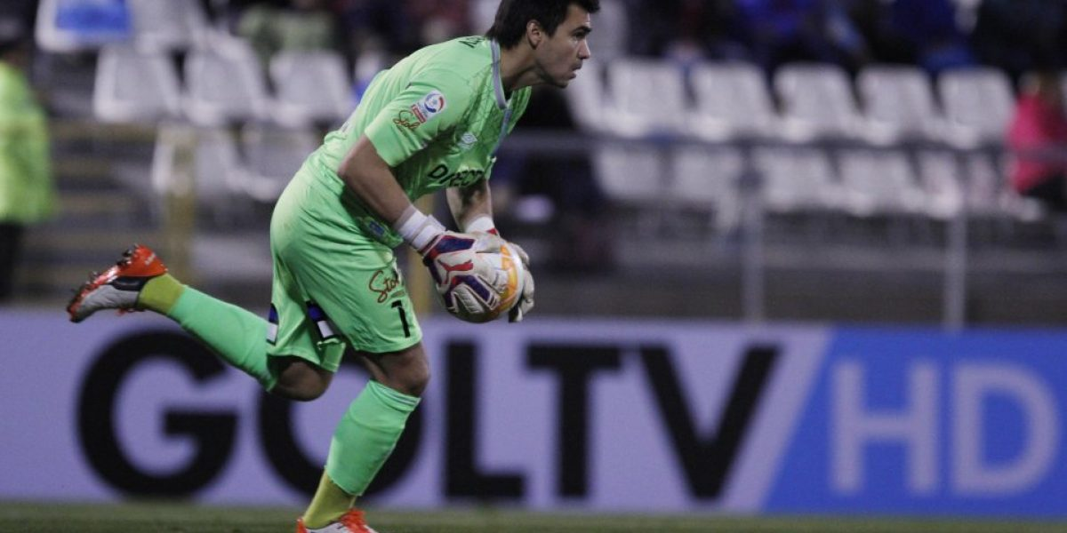 Cristopher Toselli regresa a la Roja para amistoso ante Paraguay