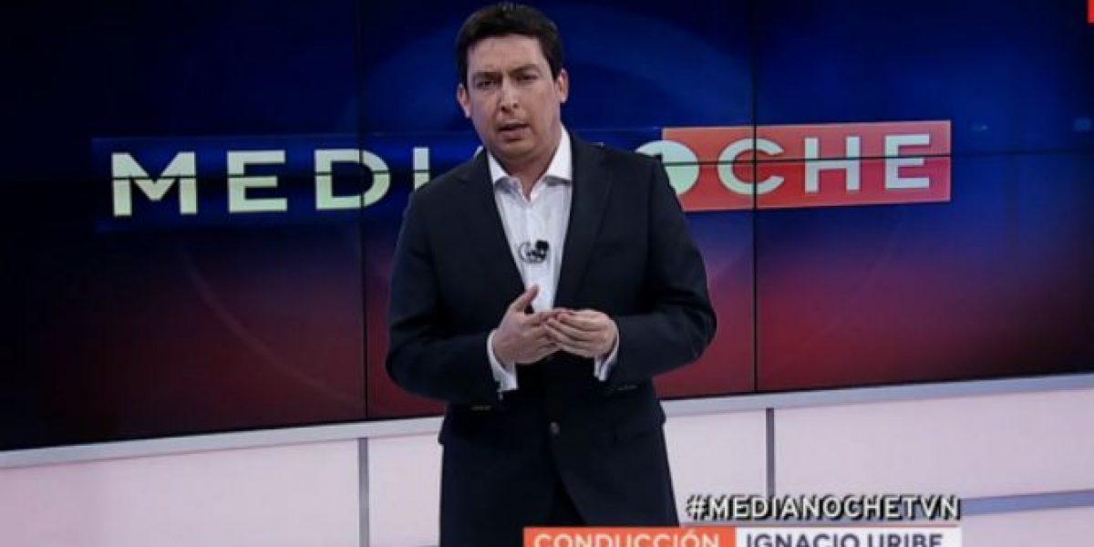 Medianoche podría salir de la pantalla de TVN