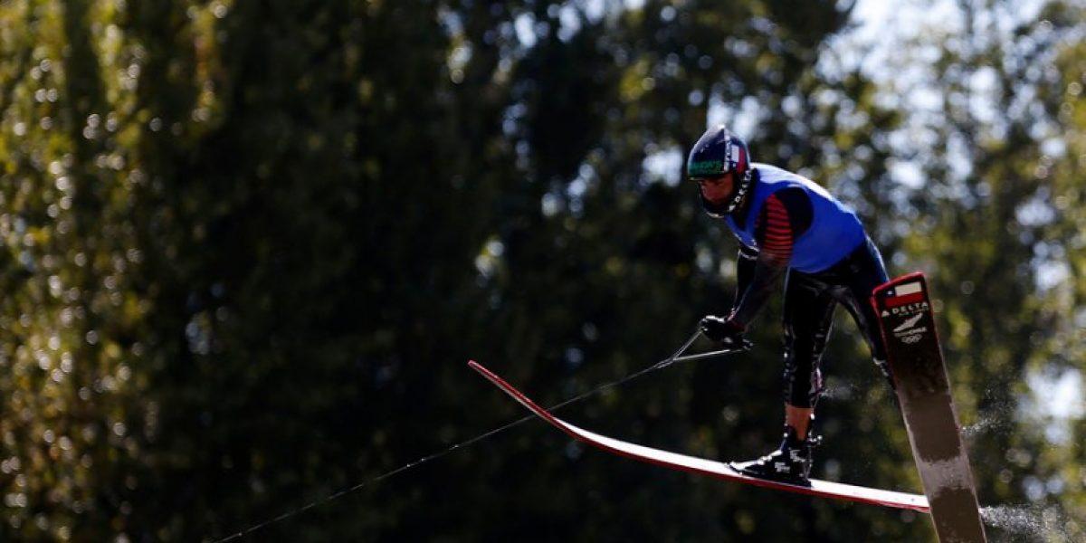 Rodrigo Miranda logra su primer título en Circuito Mundial de Esquí Náutico