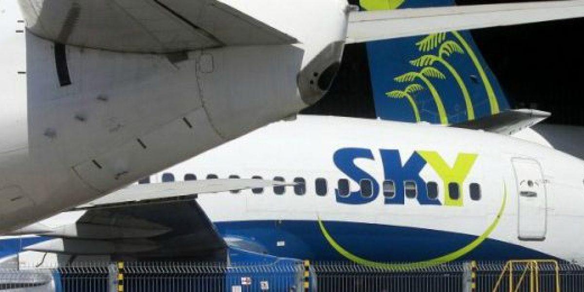 Sky revoluciona los viajes aéreos: vuelos costarán entre $10 a $30 mil