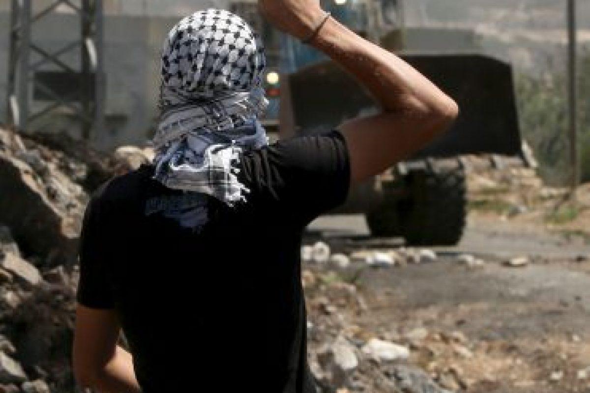Hasta marzo de 2015, seis mil 500 palestinos se encontraban prisioneros Foto:AFP. Imagen Por: