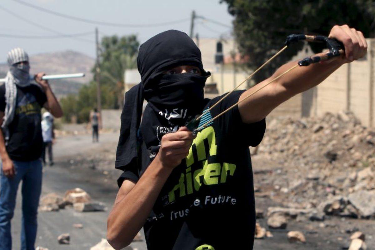 De acuerdo a cifras del Comité para Asuntos de los Prisioneros Palestinos Foto:AFP. Imagen Por: